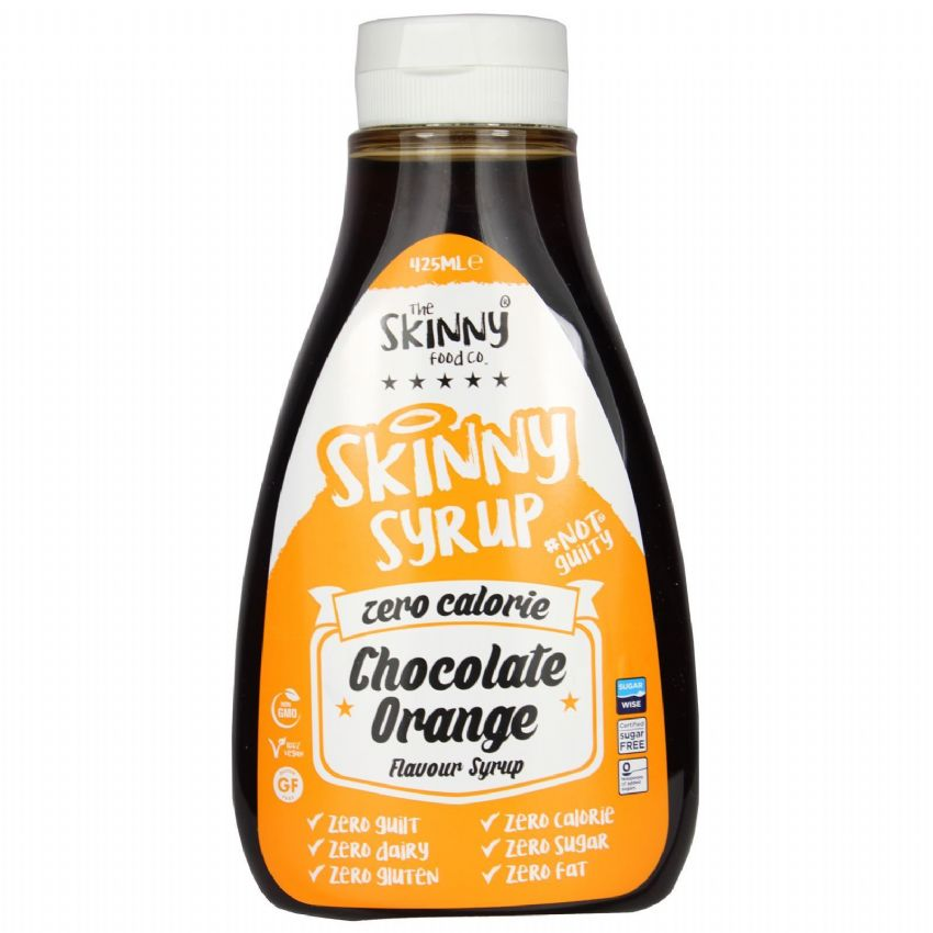 Skinny Syrup Co: Chocolate Orange Sauce